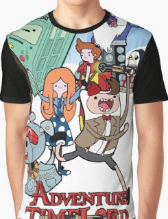 Adventure Time Lord 11 Graphic T-Shirt