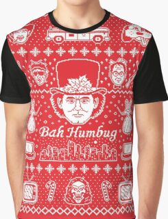 Merry Scroogedmas Graphic T-Shirt