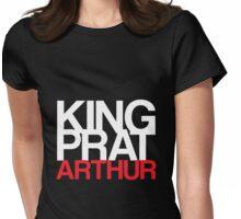 King, Prat, Arthur Womens Fitted T-Shirt