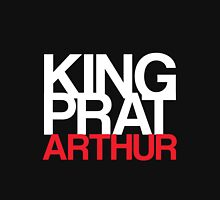King, Prat, Arthur Womens Fitted T-Shirt