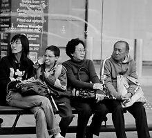 Three Generations in Waiting by kutayk