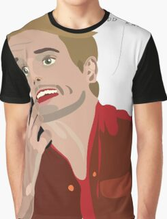 Todd Kraines Graphic T-Shirt