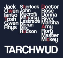 TARCHWUD by KitsuneDesigns