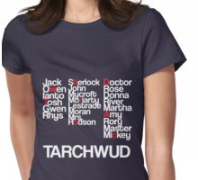TARCHWUD Womens Fitted T-Shirt