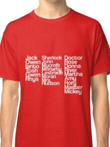 Three Fandoms Classic T-Shirt