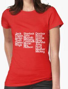 Three Fandoms Womens Fitted T-Shirt
