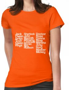 Three Fandoms Womens Fitted T-Shirt