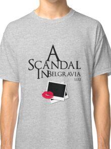 A Scandal In Belgravia Classic T-Shirt
