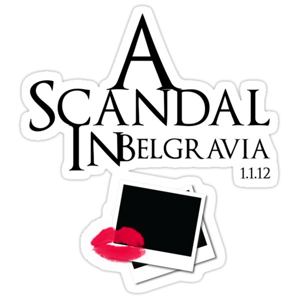 A Scandal In Belgravia by KitsuneDesigns