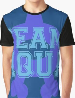Pokemon - Team Aqua Graphic T-Shirt