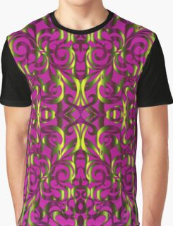 Baroque Style Inspiration Graphic T-Shirt