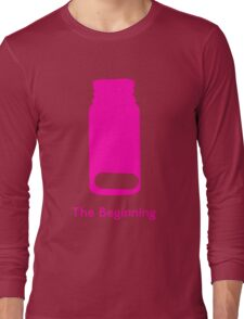 A Study in Pink Long Sleeve T-Shirt