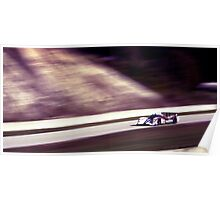 Muscle Milk Aston Martin LMP1   Road America Poster