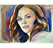 Tess Mercer (Cassidy Freeman), featured in The Group Photographic Print