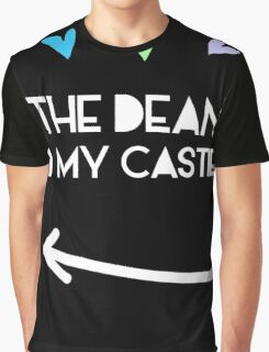 The Dean to my Castiel Graphic T-Shirt