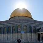 Dome of the Rock by simonsakkab