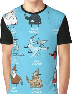 Know Your Wizards ! Graphic T-Shirt