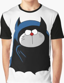 Batdoraemon Graphic T-Shirt