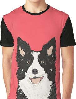 Montana - Border Collie gifts for dog people and dog lovers gifts for the dog person Graphic T-Shirt