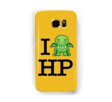 I Love HP Lovecraft - Cthulhu Samsung Galaxy Case/Skin