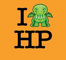 I Love HP Lovecraft - Cthulhu Unisex T-Shirt