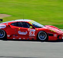 CRS Ferrari F430 No 62 by Willie Jackson