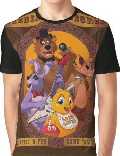 Fazbear's Jamboree Graphic T-Shirt