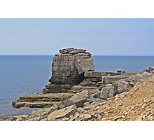 Pulpit Rock  Photographic Print