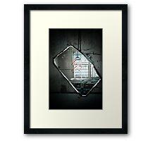 Redrum ~ St Gerard's Framed Print