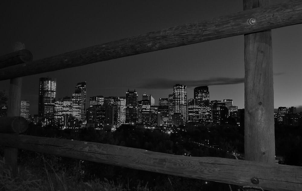 night cityview by fotosky
