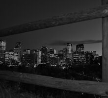 night cityview by fotosky