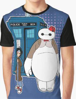 Big Hero Who Graphic T-Shirt