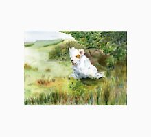 A Clumber Spaniel in the field Unisex T-Shirt