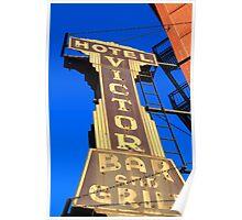 A Hoboken Landmark Poster