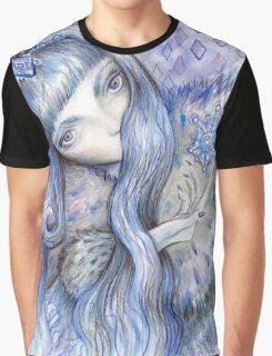 Snow Queen Graphic T-Shirt