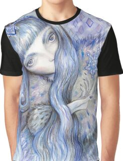 Snow Queen Graphic T-Shirt