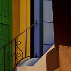 Architectural Detail, San Francisco by Jane Underwood