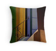 Architectural Detail, San Francisco Throw Pillow