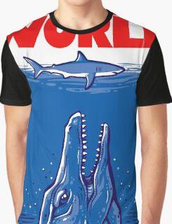 Jawrassic World (variation) Graphic T-Shirt