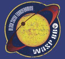 Wasp 8b - Black Swan Terraforming Corp by Elton McManus