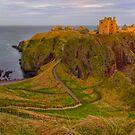 Dunnottar Castle by Don Alexander Lumsden (Echo7)