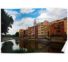 Girona Apartments Poster