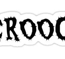 Scrooge Sticker