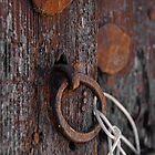 Old door by Michalis Dionisiou