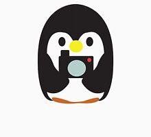Penguin with Camera Unisex T-Shirt
