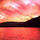 Burning Sky by peterthompson