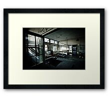 The Ward Framed Print