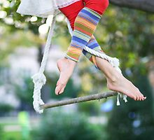 Trapezi feet by Wari Om  Yoga Photography