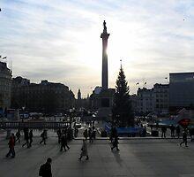 London by Alison Ward