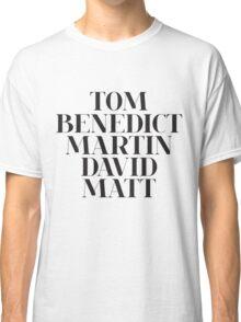 The British boyfriend Classic T-Shirt